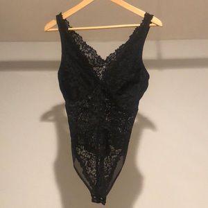Dynamite lace bodysuit